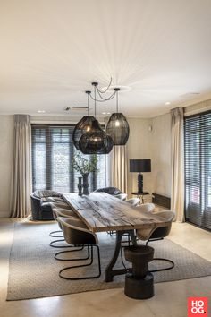 The post Villa Vondelpark appeared first on HOOG.design - Exclusive living inspiration in the United Kingdom. The post Villa Vondelpark appeared first on HOOG.design - Exclusive living inspiration in the United Kingdom. Living Room Grey, Living Room Interior, Home Living Room, Living Room Decor, Interior Modern, Home Interior Design, Interior Architecture, Dining Table Design, House Inside