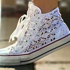 I've never seen converse like these. But I like them.