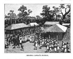 Kilonga Longa's Station in the Congo
