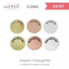 New coins SHD