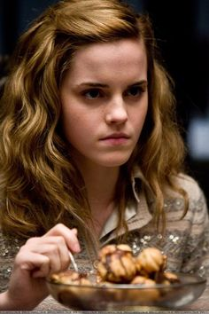 Hermione Granger and Ice Cream