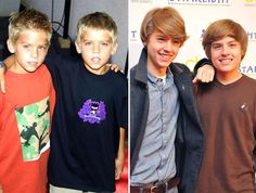 Cole and Dylan Sprouse! Always my favorite twins They're going to New York University right now! Dylan Sprouse, Sprouse Bros, Cole Sprouse, Suit Life On Deck, Cody Martin, Zack Y Cody, Dylan And Cole, Dylan Thomas, Disney Channel Stars