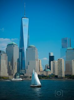 One World Trade Center by Alexander Kurz