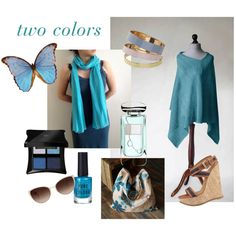 two colors by mdrozd on Polyvore featuring moda, Dsquared2, Dorothy Perkins, Oliver Peoples, Illamasqua and By Terry