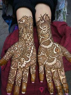 Mehendi Designs For Hands