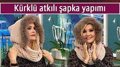 """Derya Baykal - Deryanın Dünyası """"Kapşonlu Boyunluk yapımı"""" - 10.01.2015 - YouTube"""