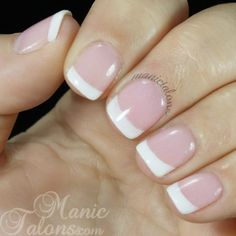 Revel Nail Acrylic Dip Powder French in Scarlett and Veronica - Care - Skin care , beauty ideas and skin care tips Acrylic Nail Powder, Powder Nails, Acrylic Nails, Acrylics, Shellac Nails, Revel Nail Dip Powder, American Nails, French Tip Nails, French Manicures