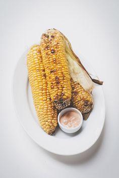 gegrillter Mais, Food-Fotografie, www.genussfotografie.at