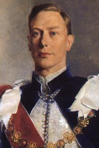 "Albert Frederick Arthur ""George Windsor VI"" 20th cousin 4x removed"