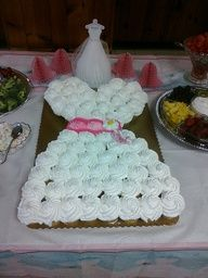 This is too cute for a Bridal Shower. #food