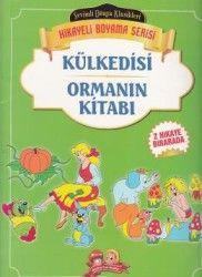 Hikayeli Boyama Kul Kedisi Ormanin Kitabi 4 2 Tl Kitap Boyama Kitaplari Cocuk Kitaplari