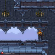 Elevate your workflow with the Pixel Side Scroller Level Set asset from BitGem. Find this & more Environments on the Unity Asset Store. Pixel Art Background, Game Background, Video Game Sprites, 2d Game Art, Pixel Art Games, Pixel Design, Fantasy City, Low Poly 3d Models, Environmental Design