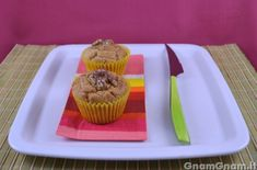 Muffin salati gorgonzola e noci | Le ricette di GnamGnam