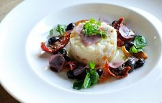 Smoked chicken and butternut squash risotto by Mark Dodson, Great British Chefs