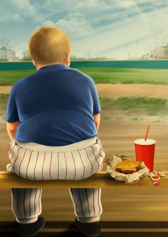#Obesidad infantil. ¿A quien culpar? Cuidado! hasta un 40% de niños entre 5 y 9 años terminan obesos. blogclinicaguerra.com
