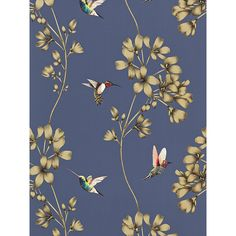 Buy Harlequin Amazilia Wallpaper | John Lewis
