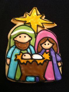 nativity scene diy nativity christmas nativity nativity scenes christmas baking christmas treats - Christmas Nativity Scenes