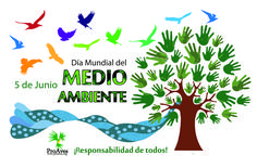 Mañana 5 de Junio es el día Mundial del medio ambiente 2015.  http://www.ecosistemas.cl/2015/06/03/dia-mundial-del-medio-ambiente-la-ligua-capital-contra-el-cambio-climatico-en-chile/
