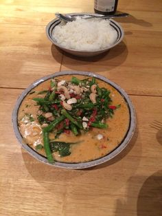 Red Curry with Broccolini and Cashews - Everyday Gourmet