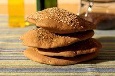 Kuch.com.pl: DOMOWE CHLEBKI SEZAMOWE Cookies, Desserts, Food, Crack Crackers, Tailgate Desserts, Deserts, Biscuits, Essen, Postres