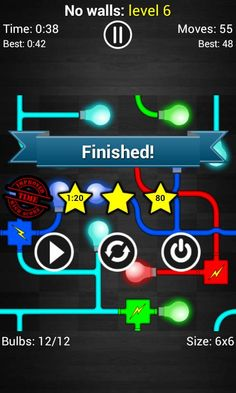 Power the Bulbs - Logic game - Android Apps on Google Play