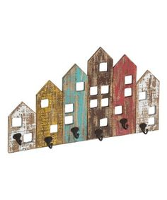 Loving this Urban Homes Wall Hook on #zulily! #zulilyfinds