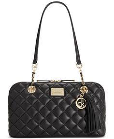 d7f74efac2e9 Calvin Klein Hastings Satchel Calvin Klein Handbags
