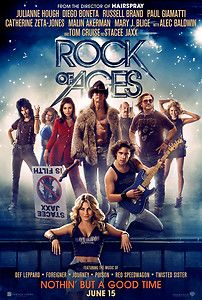 tom cruise movie posters | Rock of Ages Movie Poster DS Tom Cruise Catherine Zeta Jones | eBay