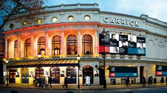 Plays at the Garrick Your Visit