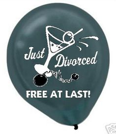 Divorce Party Supply.com  The ultimate divorce party supplies world wide!