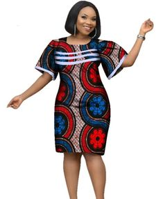 African Dresses For Women Gallery 2019 africa dress for women african wax print dresses dashiki plus size africa style clothing for women office dress African Dresses For Women. Here is African African Dresses For Kids, African Fashion Ankara, Latest African Fashion Dresses, African Dresses For Women, African Print Dresses, African Print Fashion, Africa Fashion, African Attire, African Dashiki