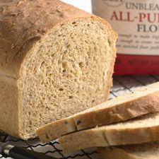 12-Grain Artisan Sandwich Bread: King Arthur Flour