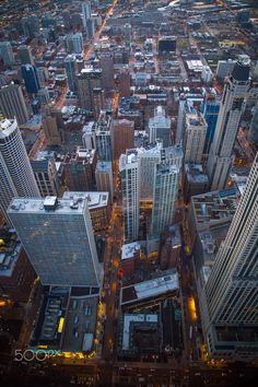 From above - Chicago. Pinned by #CarltonInnMidway - www.carltoninnmidway.com