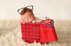Baby could be batman, Brody superman aka super brother