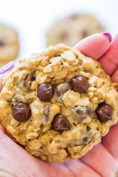 There's no butter in these cookies. There is, however, chocolate oozing everywhere. The cookies are made with coconut oil and if you've never baked with it, it's time to start. I love the taste, texture, and subtle flavor it lends. Because I used melted coconut oil, I was able to make the cookies without a …