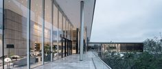 Gallery of Wuhan Financial City No.1 Courtyard Life Experience Center / gad - 8