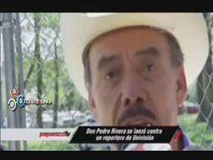 Pedro Rivera Padre de Jenny Rivera llama prieto desgraciado a Tony Dandrades #Video - Cachicha.com