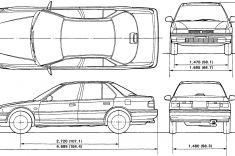 1987 honda civic cr x coupe blueprint honda pinterest honda free car blueprint honda accord cb3 1989 malvernweather Image collections