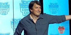 #DenverComicCon NATHAN FILLION (with images, tweets) · anniefrance · Storify
