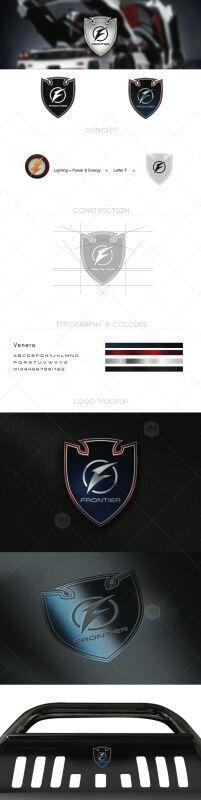 Global Auto Parts Logo Concept2