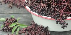 We should just change the name of summer to elderberry season. It's the perfect time to pick these berries (which aren't actually berries) and make delicious