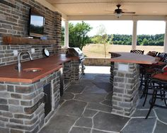 patio bar - Patio Bar Ideas
