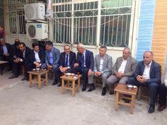 Milletvekilimiz sayın Mahfuz Güler ve sayın Erdal Eğin, seçim koordinasyon merkezimizde bizleri ziyaret ettiler. Nezaket ve desteklerinden dolayı kendilerine çok teşekkür ediyoruz. Feyzi Berdibek AK Parti Bingöl 3. Sıra Milletvekili Adayı #Akparti