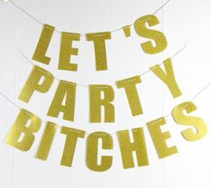 Let parti Bitches Banner / 5 polegada lettres / Photo toile de fond / fête d'anniversaire bannière / Bachelorette parti bannière / parti décoration dans Accessoires de fêtes et d'évènement de Maison & Jardin sur AliExpress.com | Alibaba Group