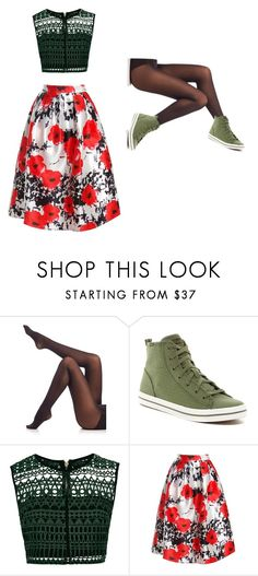 """""""Holy Halo 4"""" by ashyrosepetal on Polyvore featuring SPANX, Keds, River Island and Sans Souci"""