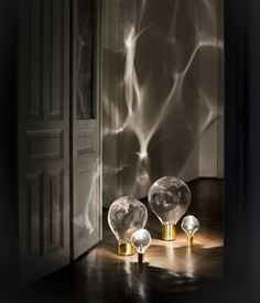 Ripple light by Poetic Lab Milan 2014