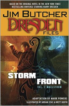 The Dresden Files: Storm Front by Jim Butcher