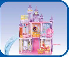 Disney Princess Ultimate Dream Castle.  Because every little girl needs a castle.
