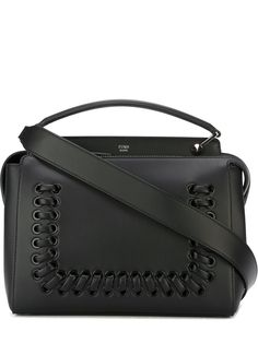 Fashion Show Dotcom Bag in Black
