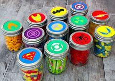 Easy Superhero Father